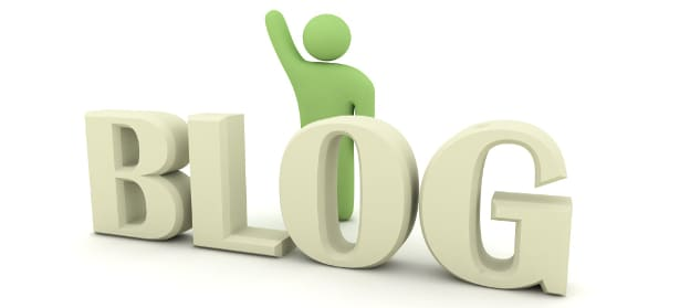 Blog scritta