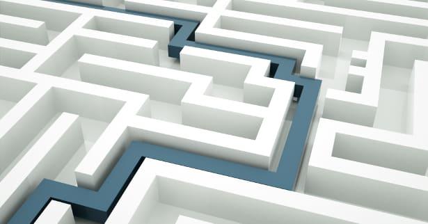 Strategia e labirinto