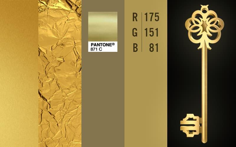 diverse modalità di oro