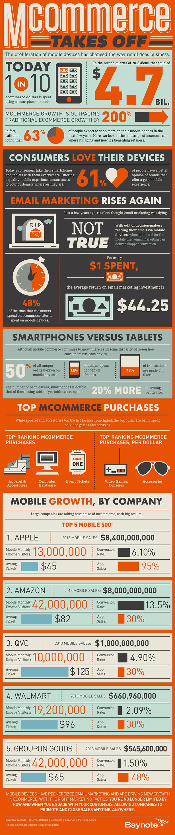 Infografica ecommerce