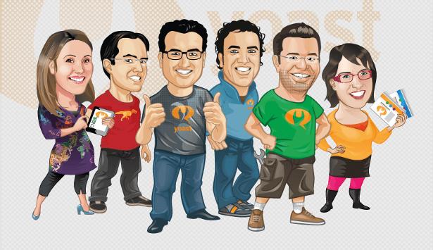 Team di Yoast