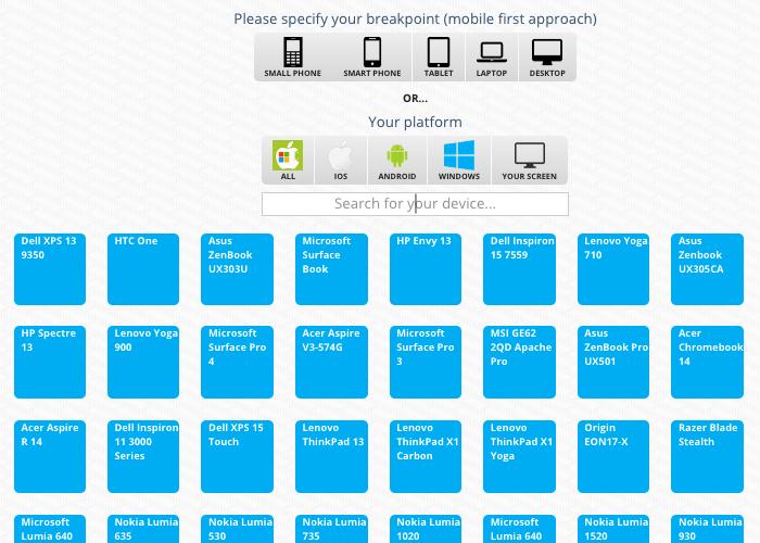 Simple CSS Media Queries