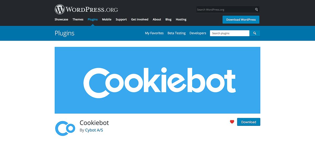 cookiebot: strumento utile per gdpr 2018