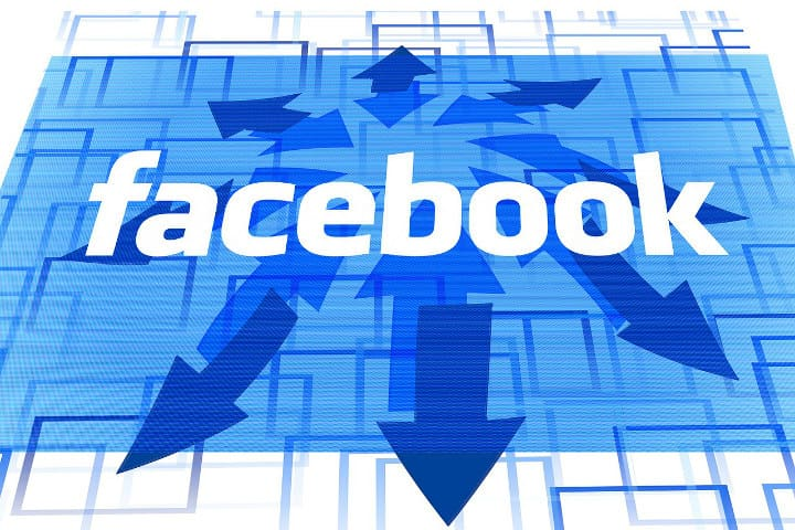 facebook diffusione