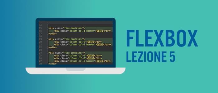 Come gestire le grid system con flexbox