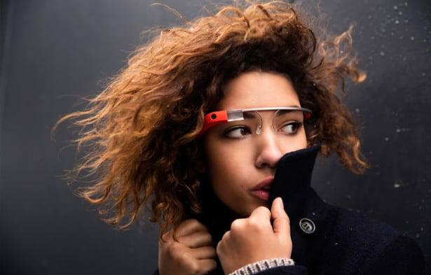 Google Glass Girl