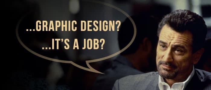 il graphic designer è una professione