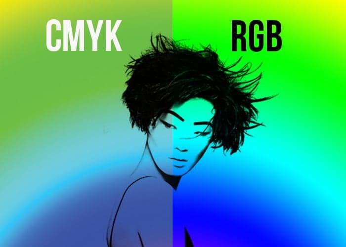 Convertire le immagini RGB in CMYK