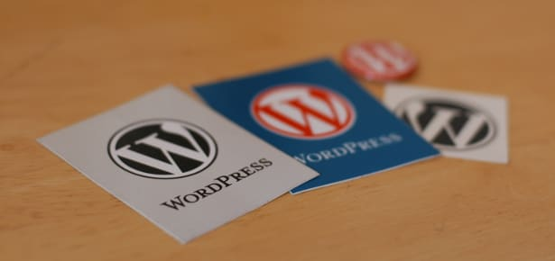 Wordpress card