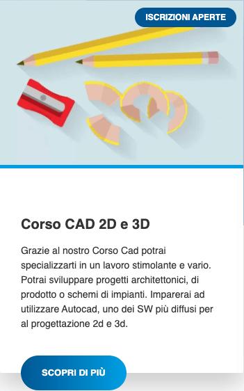 Corso grafica 2D e 3D