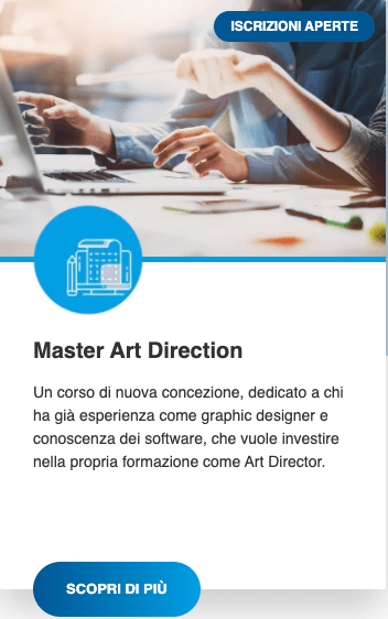 Master in Art Direction